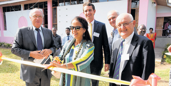 KIITEC solar plant inaugurated in Arusha by the French