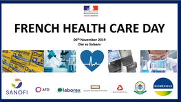 French health care day
